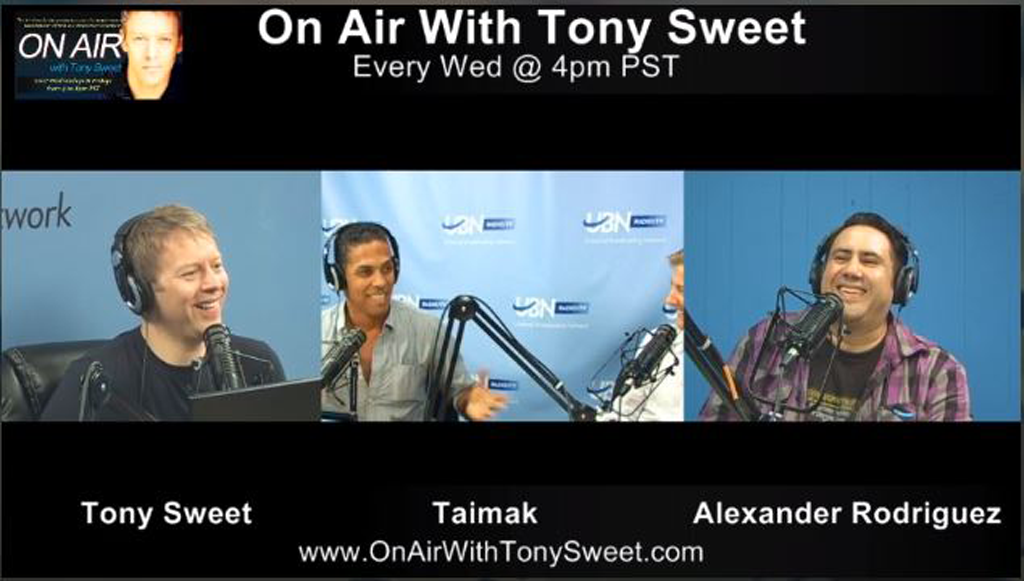 Taimak on Tony Sweet 1